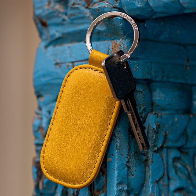 Круглый брелок для ключей
